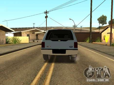 Ford Excursion para GTA San Andreas vista direita