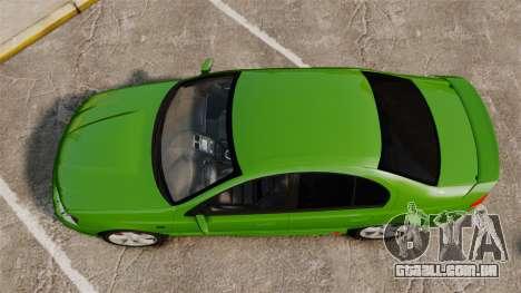 Ford Falcon XR8 para GTA 4 vista direita