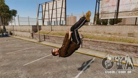 Parkour para GTA 4 segundo screenshot