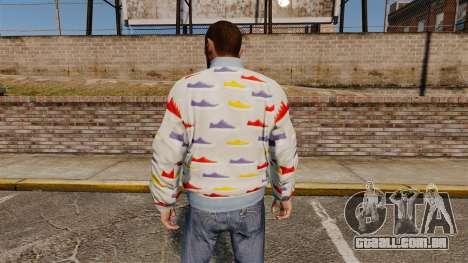 Blusão-sapatos - para GTA 4 segundo screenshot