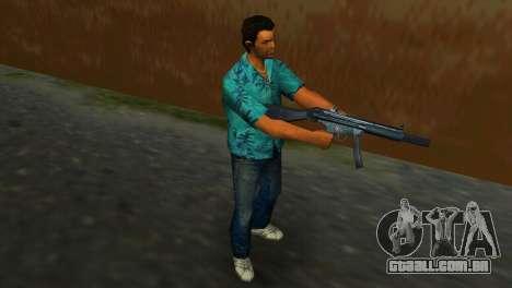 MP5SD para GTA Vice City quinto tela