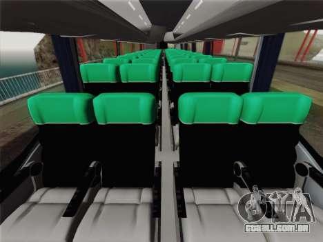 Irizar Mercedes Benz MQ2547 Alabat Liner para o motor de GTA San Andreas