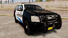 Chevrolet Tahoe 2008 Federal Signal Valor [ELS] para GTA 4