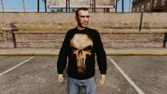 Camisola-The Punisher-