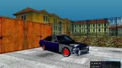 BMW 525i e34 Hobo