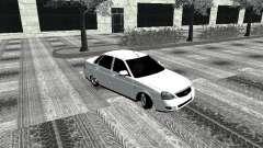 LADA Priora de 2170 para GTA San Andreas