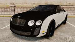 Bentley Continental SS v3.0 para GTA 4