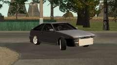 Toyota Corolla GTS Drift Edition