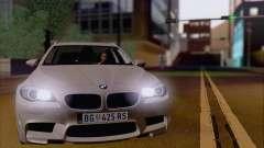 BMW M5 F11 Touring para GTA San Andreas