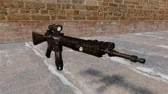 O fuzil M16A4