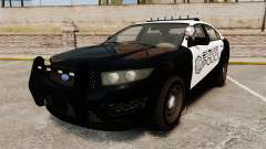 GTA V Vapid Steelport Police Interceptor [ELS]