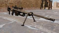 Rifle sniper intervenção CheyTac