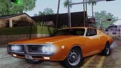 Dodge Charger 1971 Super Bee para GTA San Andreas