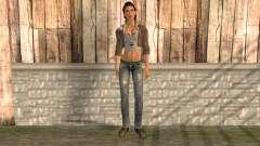 Alyx Vance de Half-Life 2