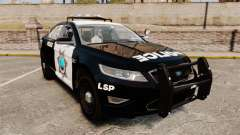 Ford Taurus Liberty State Police para GTA 4