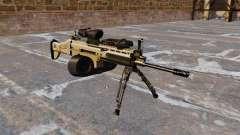 Máquina de assalto FN SCAR-L C-Mag