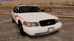 Ford Crown Victoria 2008 LCPD Patrol [ELS] para GTA 4