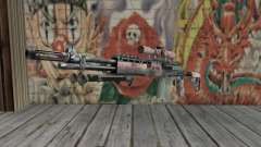 M14 EBR Red Tiger para GTA San Andreas
