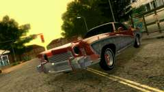 Chevy Monte Carlo Lowrider para GTA Vice City