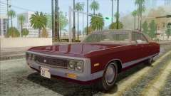 Chrysler New Yorker 4 Door Hardtop 1971