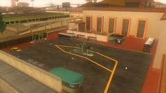 Estação de autocarros, Los Santos