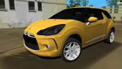 Citroën DS3 2011 para GTA Vice City