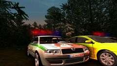 Skoda Superb POLICIE
