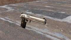 A pistola semi-automática Hardballer AMT