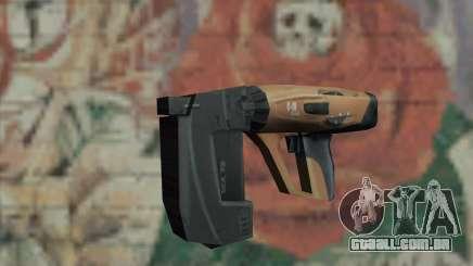 Manhunt Nailgun para GTA San Andreas