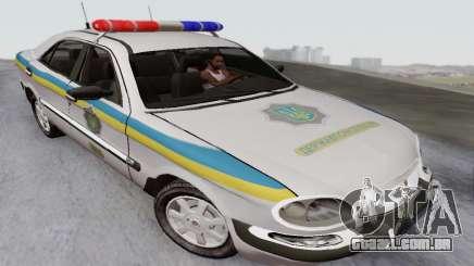GÁS-3111 Miliciâ Ucrânia para GTA San Andreas