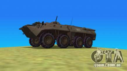 BTR-80 para GTA Vice City