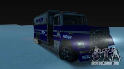 Enforcer com a textura de AUMONT para GTA Vice City