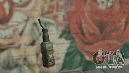 Coquetel Molotov de Saints Row 2 para GTA San Andreas
