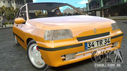 Renault Clio Williams para GTA 4