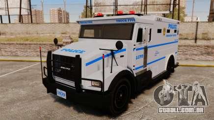 Enforcer LCPD [ELS] para GTA 4