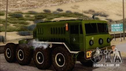 MAZ 535 novo para GTA San Andreas