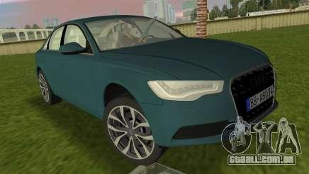 Audi A6 2012 para GTA Vice City
