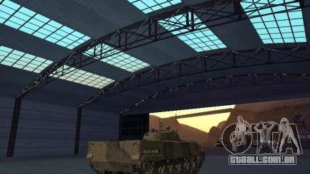 BMP-3 para GTA San Andreas