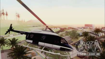 Police Maverick para GTA San Andreas