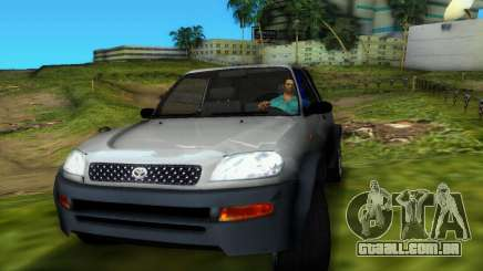 Toyota RAV 4 L 94 Fun Cruiser para GTA Vice City