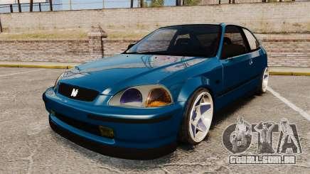 Honda Civic EK para GTA 4