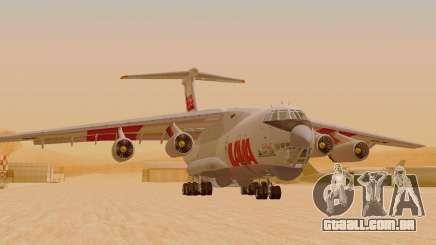 Il-76td IlAvia para GTA San Andreas