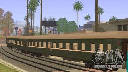 Carroça de assento reservado para GTA San Andreas