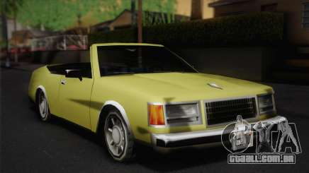 2 portas cabriolet, Washington para GTA San Andreas