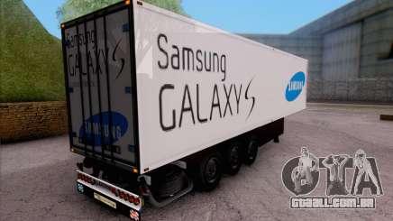Samsung Galaxy S Trailer para GTA San Andreas