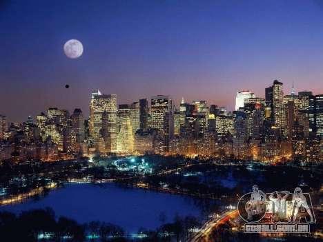 As telas de carregamento, de Nova York para GTA 4 quinto tela
