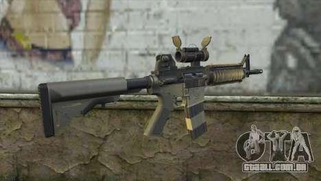 MK18 para GTA San Andreas segunda tela
