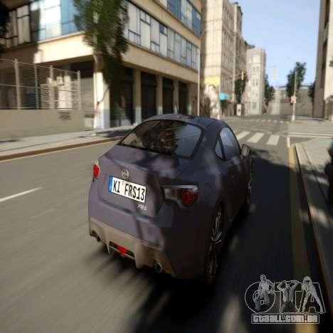 Arranque telas de GTA IV para GTA 4 sétima tela