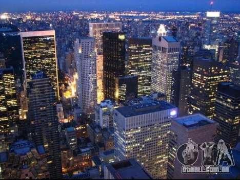 As telas de carregamento, de Nova York para GTA 4 nono tela