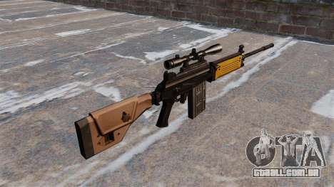 Fuzil de assalto Galil IMI para GTA 4 segundo screenshot